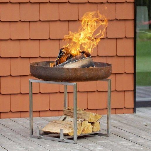 Fire Pit Nagliai