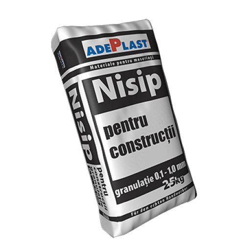 Nisippentruconstructii Adeplast, 25 kg