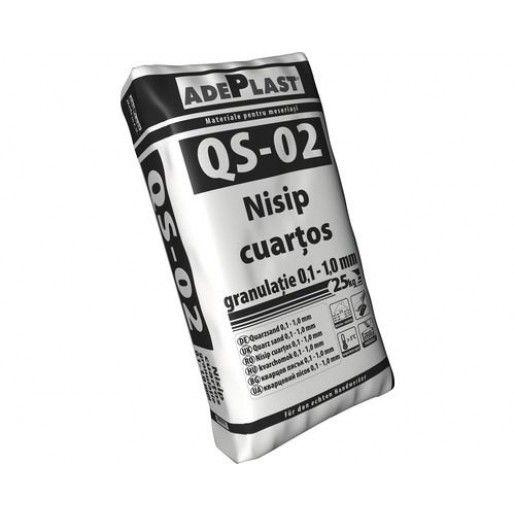 NisipQuartz Adeplast, 25 kg