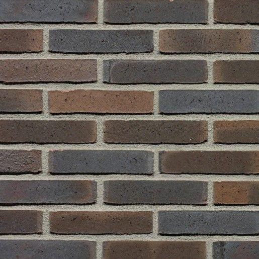 Coltar mic klinker Terca Milosa Kogelbloem, 18.5x6.5x2.3 cm