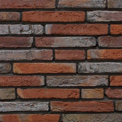 Placaj klinker Terca Linaqua, Maaseik Linaqua Viola, 25.6x4.3x2.3 cm