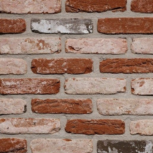Coltar klinker Terca Rustica Oude Veldsteen, 21.5x6.5x2.3 cm