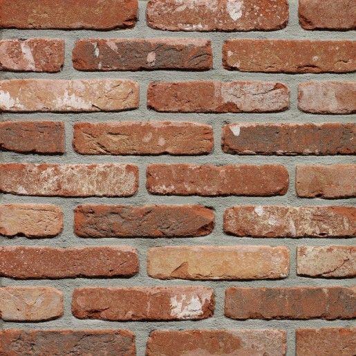 Caramida aparenta Terca Rustica Oud Kempisch, 21.5x10.2x6.5 cm