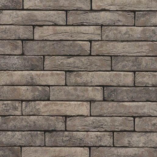 Coltar klinker Terca Pagus Grijs, 21.5x6.5x2.3 cm