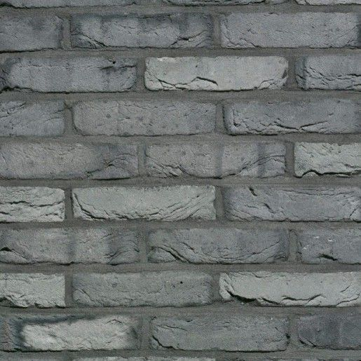 Coltar klinker Terca Artiza Veldbrand Gesmoord, 21x6.5x2.3 cm