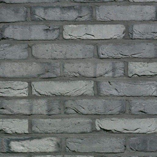 Coltar mic klinker Terca Artiza Veldbrand Gesmoord, 18x6.5x2.3 cm