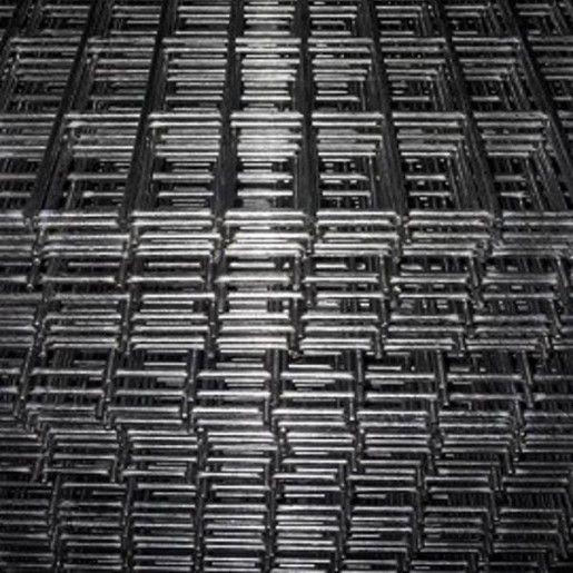 Panou drept tip grilaj 3.8x60x60 mm 1.5x2 m