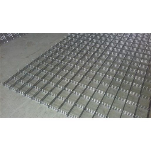 Panou drept tip grilaj 3.8x60x60 mm 2x2 m