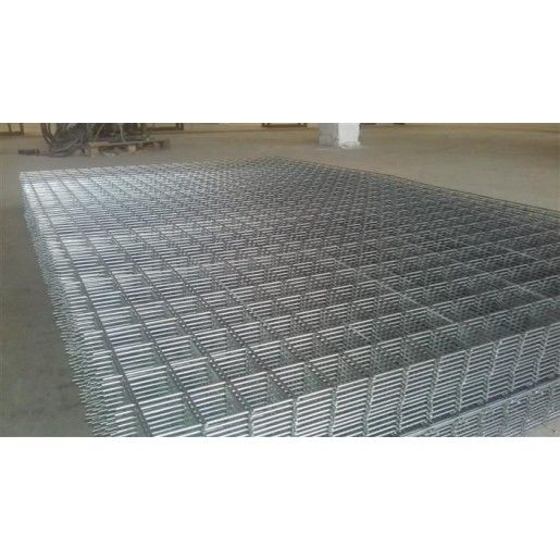 Panou drept tip grilaj 4.2x60x60 mm 2x2 m