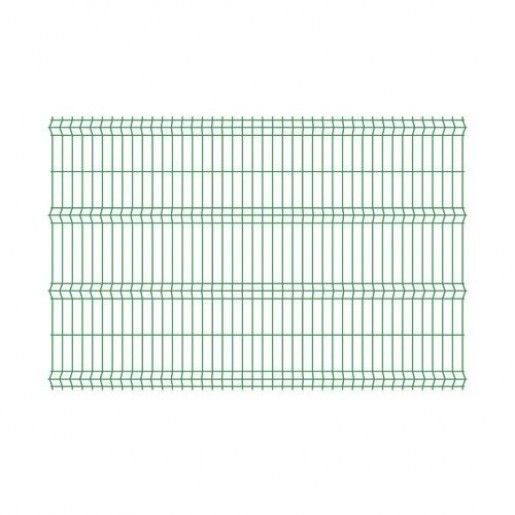 Panou gard zincat, Verde 200x200x0.34 cm RULTH