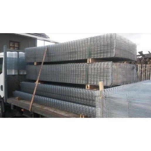 Panou gard zincat ECO 100x200 cm