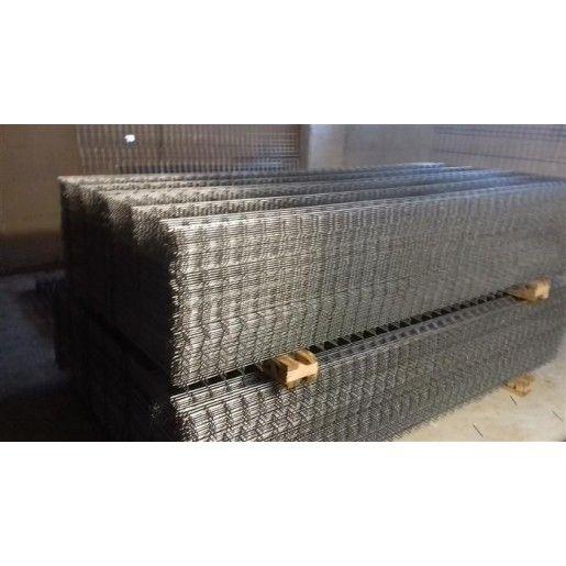 Panou gard zincat STD 170x250 cm
