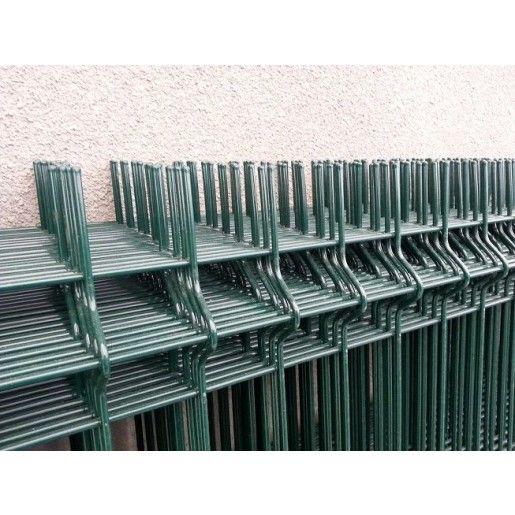 Panou zincat si plastifiat, Verde 3.5 mm 2x2.5 m