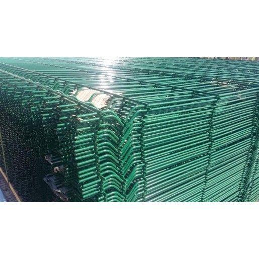 Panou zincat si plastifiat, Verde 3.5 mm 1.7x2.5 m
