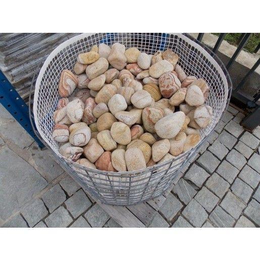 Piatra Rotunjita Politiko 6-10 cm, Sac 20 kg