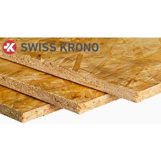 OSB 3 Krono, 250x125x1.5 cm