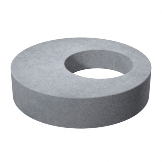 Placa de acoperire si reductie pentru camine cu gol D 122 di 62.5 H 20 cm