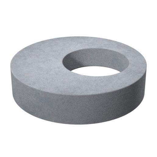 Placa de acoperire si reductie pentru camine cu gol D 122 di 80 H 20 cm