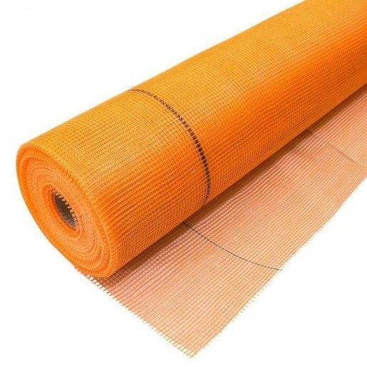 Plasa armare Optim 145 grame/mp, Orange