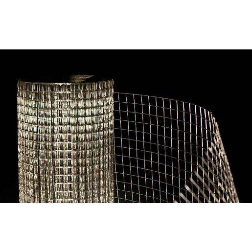 Plasa sudata zincata in rola 1.5x25x25 mm x 2x30 m