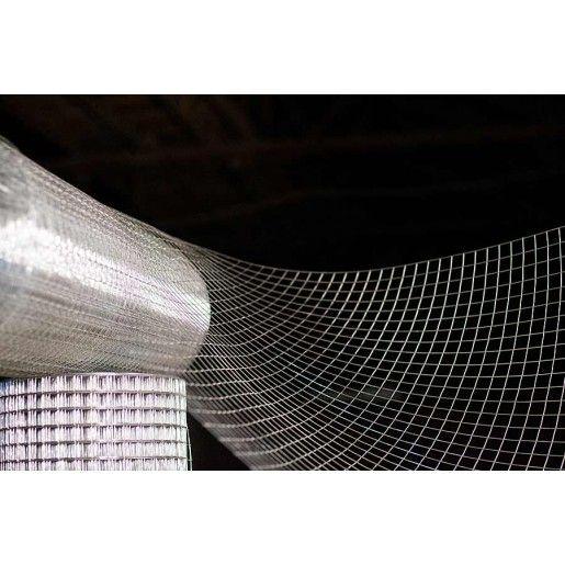 Plasa sudata zincata in rola 1.5x12.5x25 mm x 1x30 m