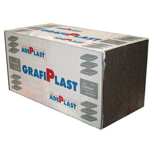 Polistiren expandat grafitat Adeplast EPS 80, 100x50x5 cm