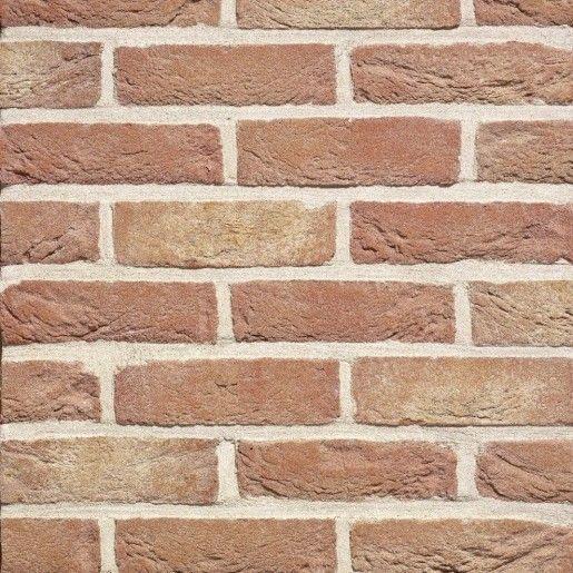 Placaj klinker Terca Patrimonia Appelbloesem, 21.5x6.5x2.3 cm