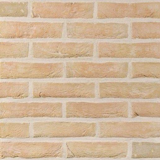 Coltar mic klinker Terca Basia Strobloem, 18.5x6.5x2.3 cm