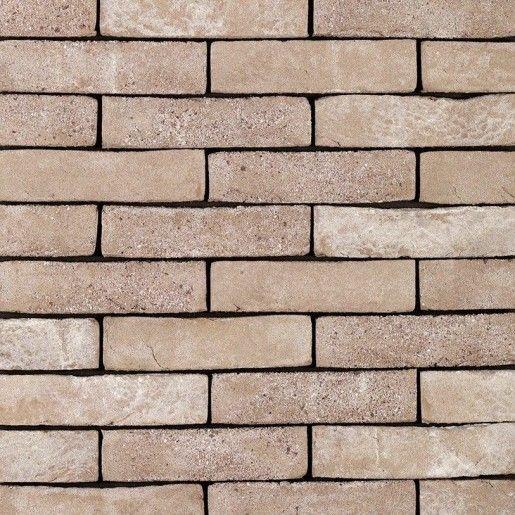 Coltar mic klinker Terca Forum Prata Genuanceerd, 18.5x6.5x2.3 cm