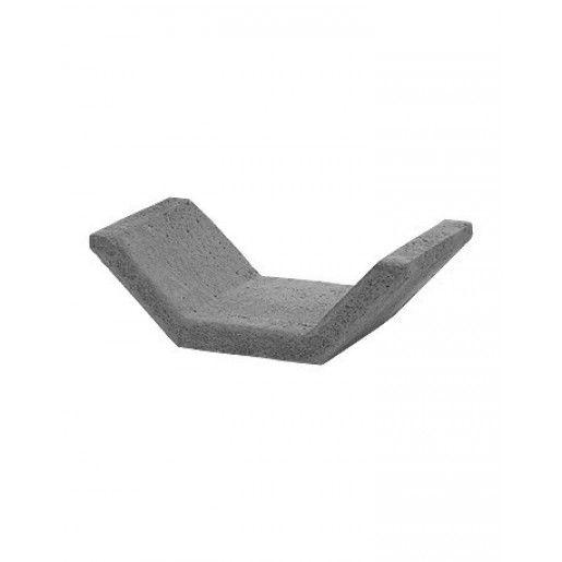 R4 sant trapezoidal prefabricat din beton