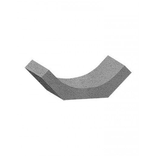 R9 sant trapezoidal prefabricat din beton