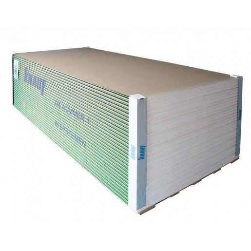 Placa gips-carton, GKBI, 260x120x1.25 cm