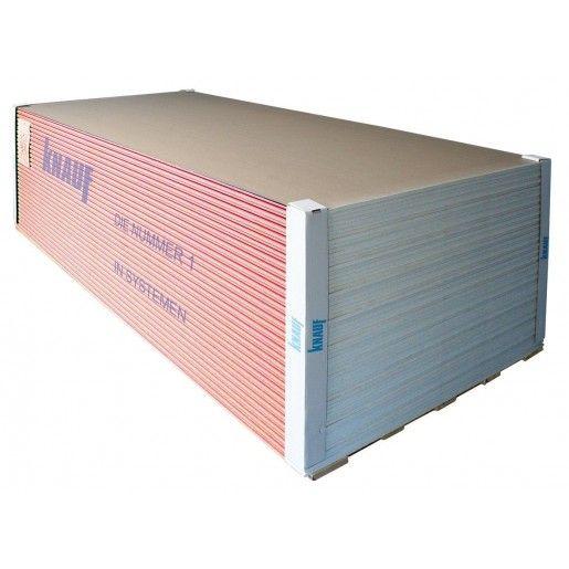 Placa gips-carton, GKF, 260x120x1.25 cm