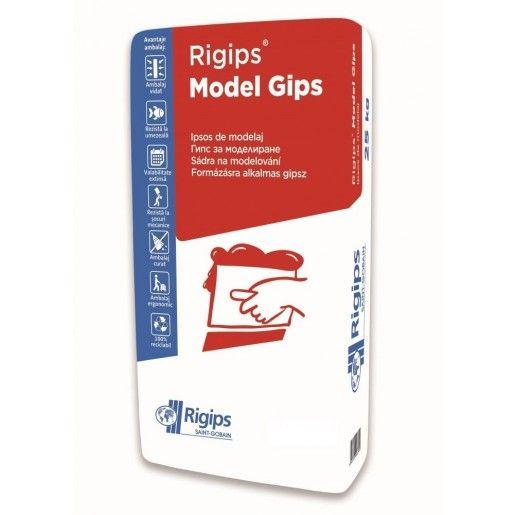 Ipsos pentru modelaj Rigips, 25 kg