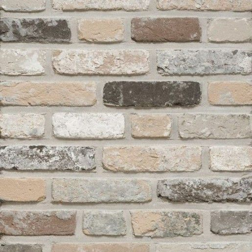 Coltar mic klinker Terca Rustica Oud Leerne, 18.5x6.5x2.3 cm