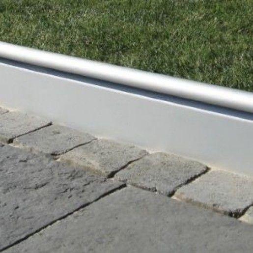 Bordaj Aluminiu 120x3.3x22 cm Fara Led