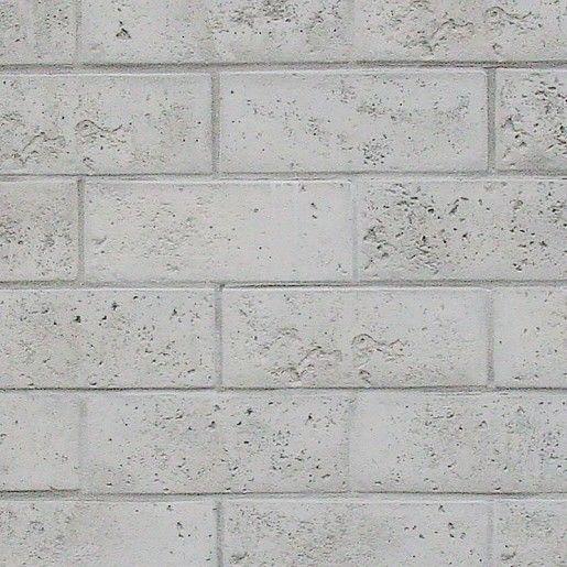 Bradstone Argento Bloc Zidarie Baza 40x20x15 cm, Gri Argintiu Nuantat