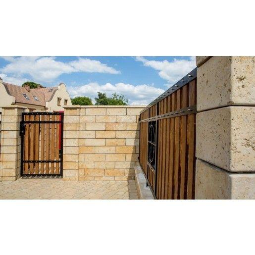 Bradstone Travero bloc zidarie capac 40x20x15 gresie nuantata