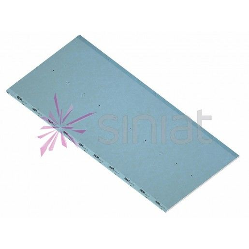 Placa gips carton acustica, 260x120x1.25 cm