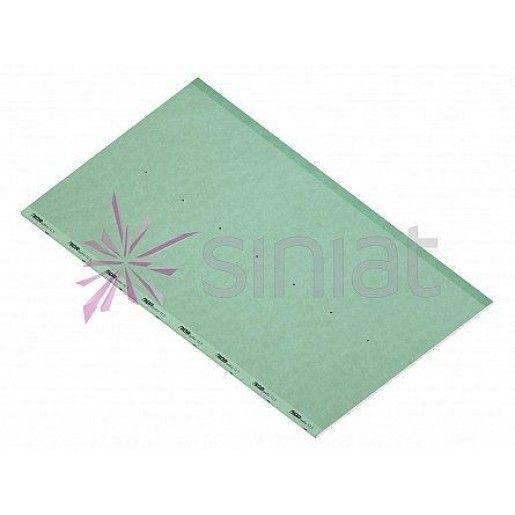 Placa gips-carton rezistenta la umezeala , 260x120x1.25 cm