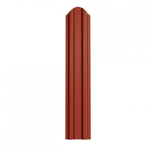 Sipca Metalica Gard finisaj lucios Rosu 0.45 mm