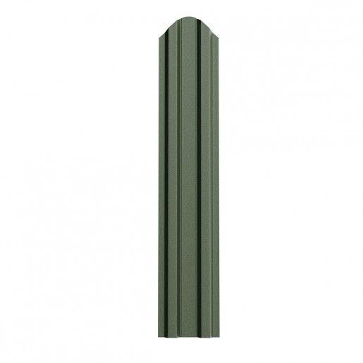 Sipca Metalica Gard finisaj mat Verde 0.5 mm