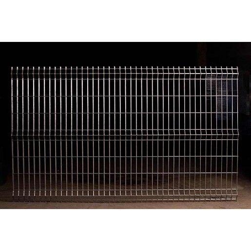 Plasa sudata zincata in panou (custi) 3x60x60 mm x 1x2 m