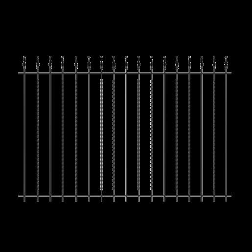 Panou gard mediu model 01, 200x150 cm