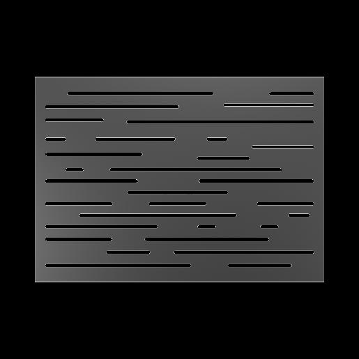 Panou gard mic model 31, 200x110 cm