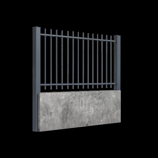 Panou gard mediu model 46, 200x150 cm