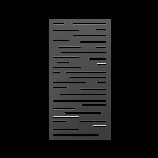 Poarta pietonala model 31, 100x180 cm