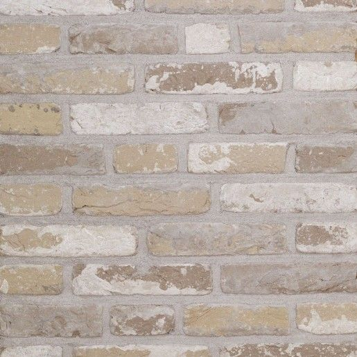 Coltar klinker Terca Rustica Oud Laethem, 21.5x6.5x2.3 cm
