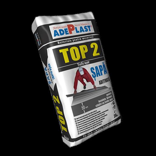 Sapa Adeplast Top 2, pentru trafic greu, 30 kg