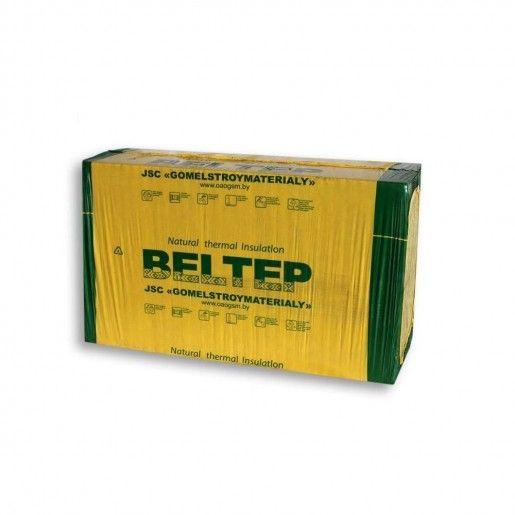 Vata minerala fatada BELTEP, 100x60x10 cm